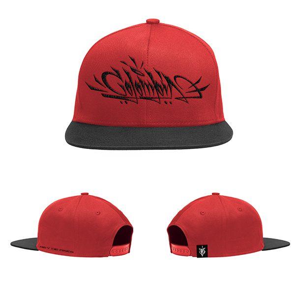 Colombia2-rojo-con-negro-bordado-negro