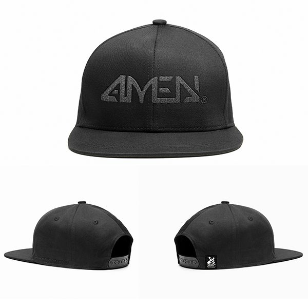 logotipo-amen-negra-bordado-gris