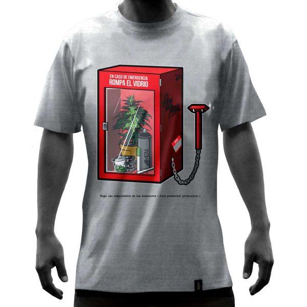 Camisas-frente-caja-de-mariahuana-gris