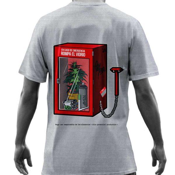 Camisas-posterio-caja-de-mariahuana-gris